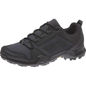 adidas TERREX AX3 Kengät Miehet, core black/core black/carbon